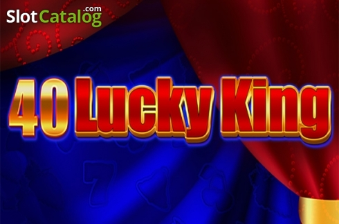 40 Lucky King Video Slot from EGT