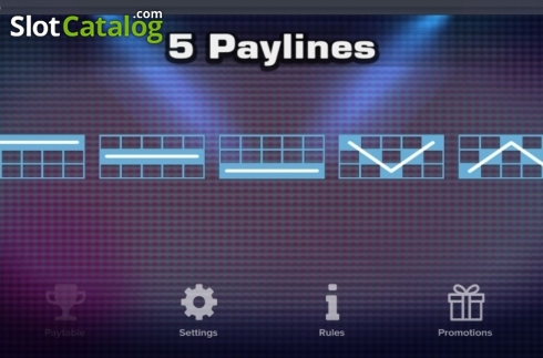 Paylines. Hit It Big (Video Slot from ELK Studios)