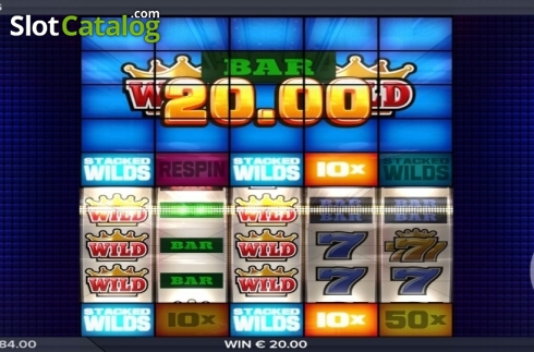 Win Screen. Hit It Big (Video Slot from ELK Studios)