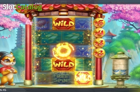 Additional Wilds. Chi (Video Slot from ELK Studios)