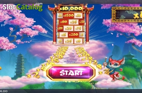 Bonus Game 1. Chi (Video Slot from ELK Studios)