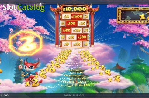 Bonus Game 2. Chi (Video Slot from ELK Studios)