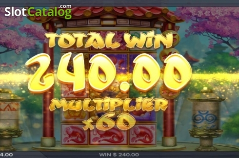 Bonus Game Win. Chi (Video Slot from ELK Studios)