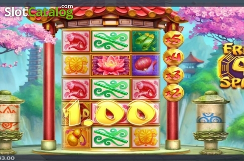 Free Spins Reels. Chi (Video Slot from ELK Studios)