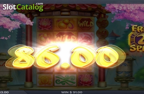 Big Win 3. Chi (Video Slot from ELK Studios)