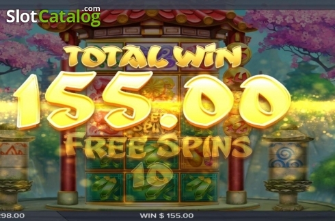 Free Spins Win. Chi (Video Slot from ELK Studios)
