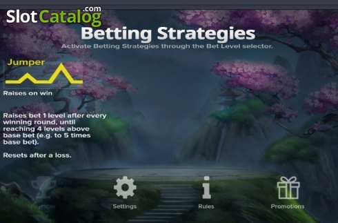 Betting Strategies 2. Chi (Video Slot from ELK Studios)