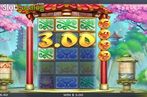 Win Screen. Chi (Video Slot from ELK Studios)