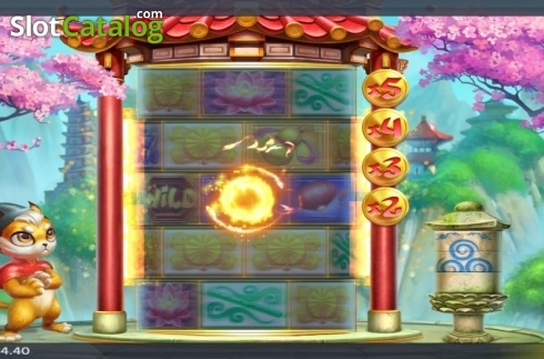 Feature 1. Chi (Video Slot from ELK Studios)