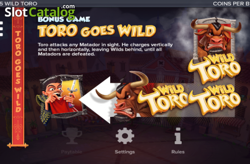 Wild Toro Slots - Read the Review and Play for Free