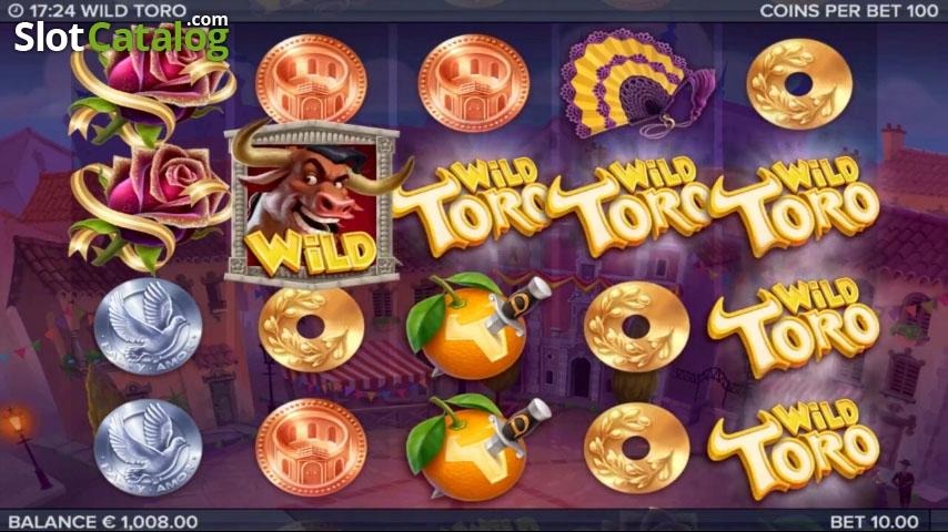Spiele Wild Toro - Video Slots Online