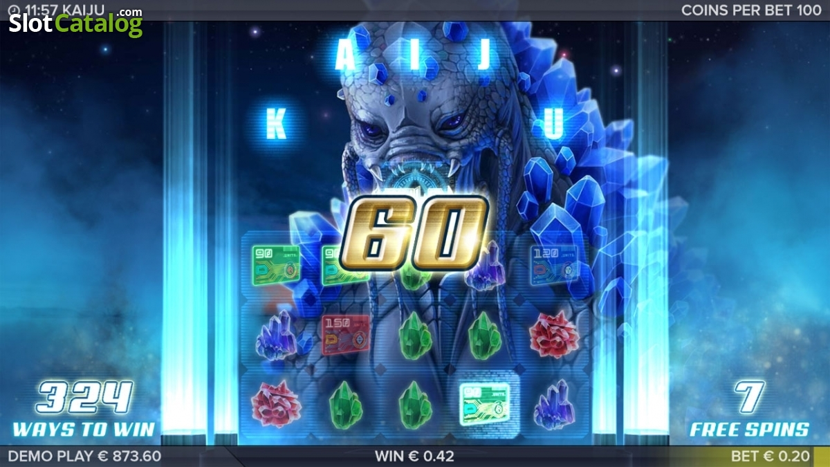 Spiele Kaiju - Video Slots Online