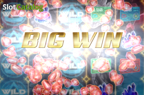 Big Win. Kaiju (Video Slot from ELK)