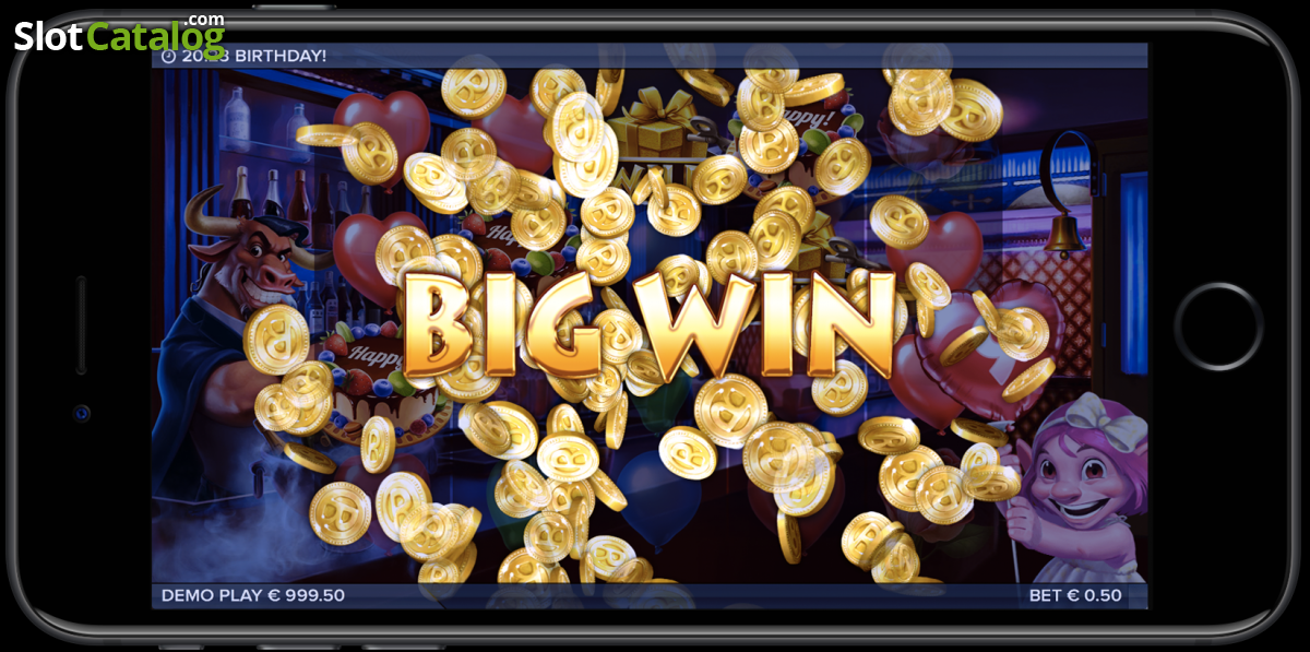 Birthday Slot Review, Bonus Codes & where to play from United Kingdom