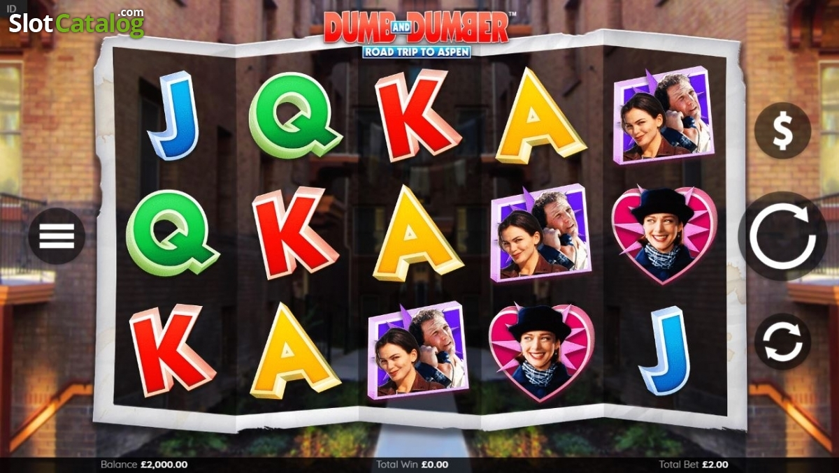 Dumb and Dumber Slot Review, Bonus Codes & where to play from United Kingdom