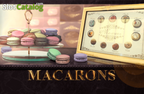 Macarons (Video Slot from Endorphina)