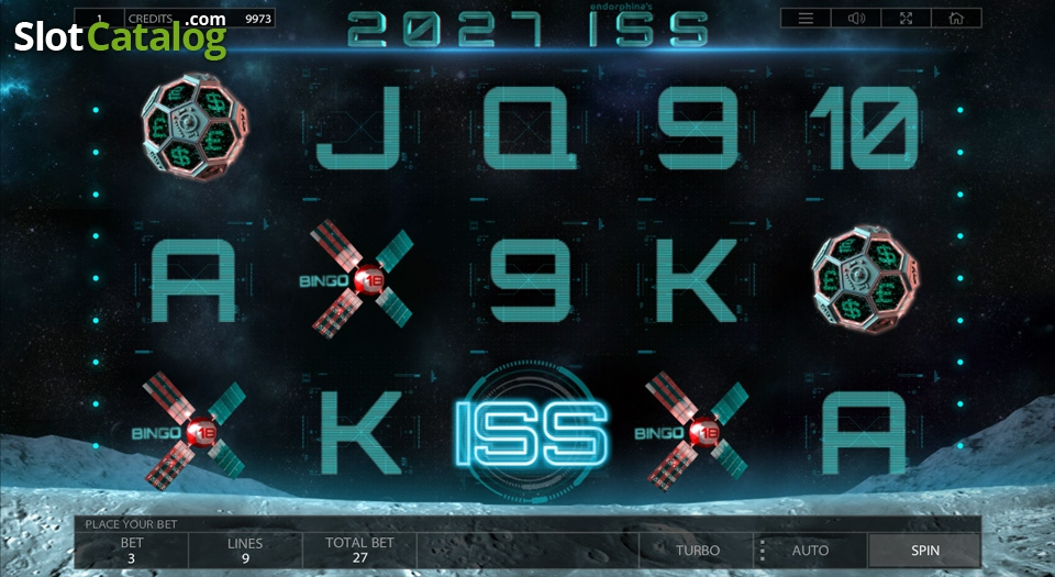 2027 iss slot machine online endorphina spin omania