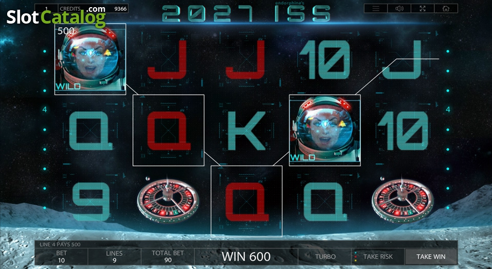 ISS slot has very good graphics and sound effects, neither of which will prove wearing to the player.The outer-space theme is a popular one, examples being Space Race from Play'n Go and Microgaming's Galacticons, but this does not detract from the game.4/4.