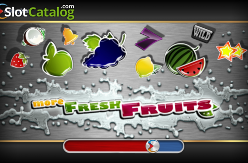 More Fresh Fruits (Video Slot from Endorphina)