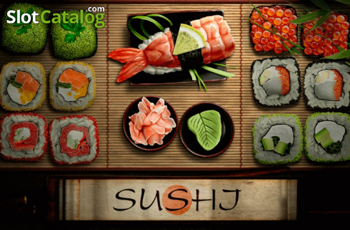 Sushi (Video Slot from Endorphina)
