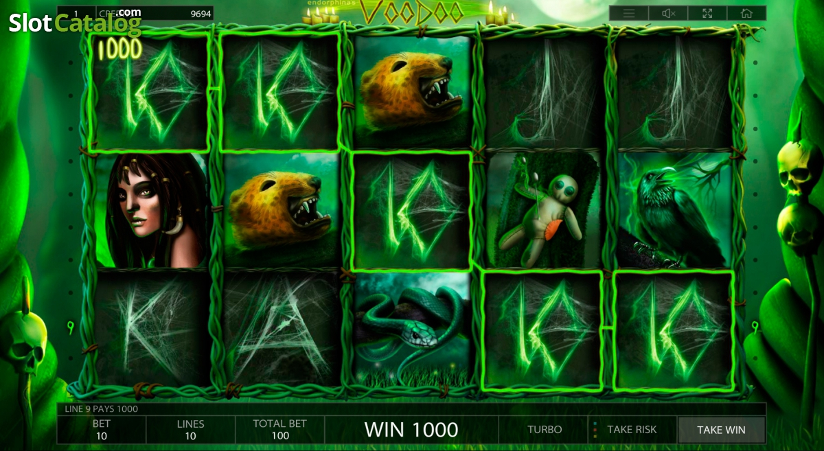 Software Provider Endorphina Releases New Voodoo Slot