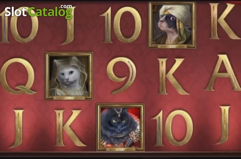 Screen2. Aristocats (Video Slot from Endorphina)