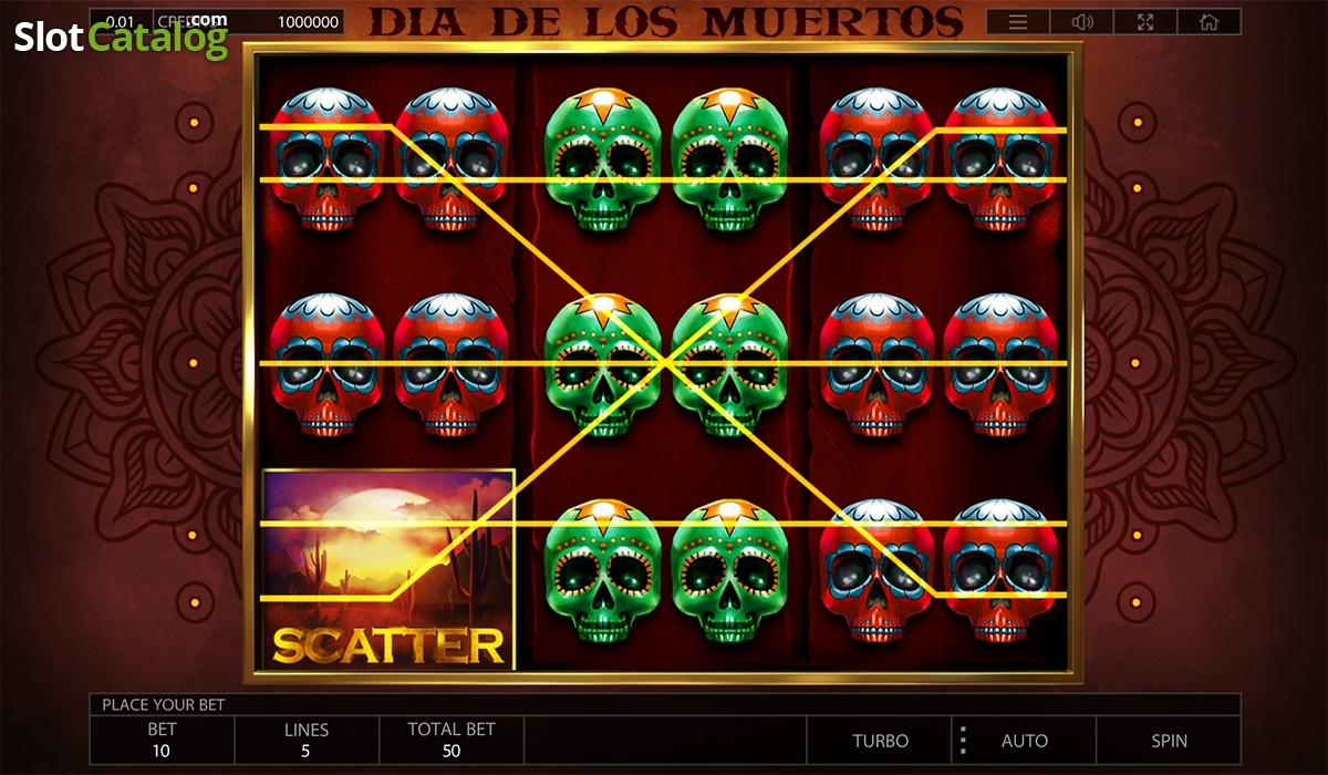 Spiele Dia De Los Muertos (Endorphina) - Video Slots Online