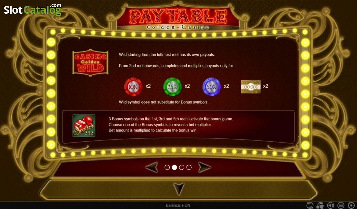 онлайн казино golden games