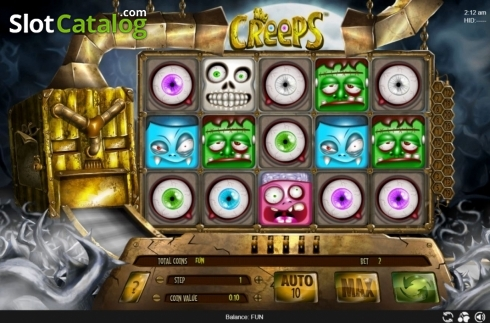 Spiele The Creeps - Video Slots Online