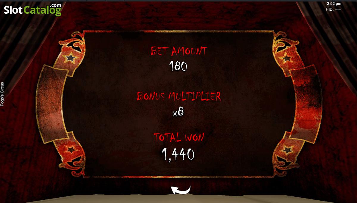 Spiele PogoS Circus - Video Slots Online
