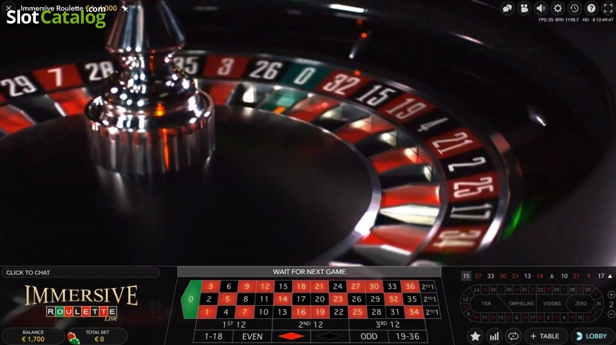 Play immersive roulette online free by evolution gaming Batman