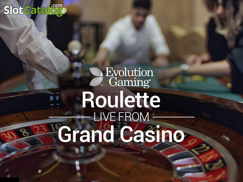 Roulette Live From Grand Casino Evolution Gaming Live Game Áˆ Game Info Where To Play