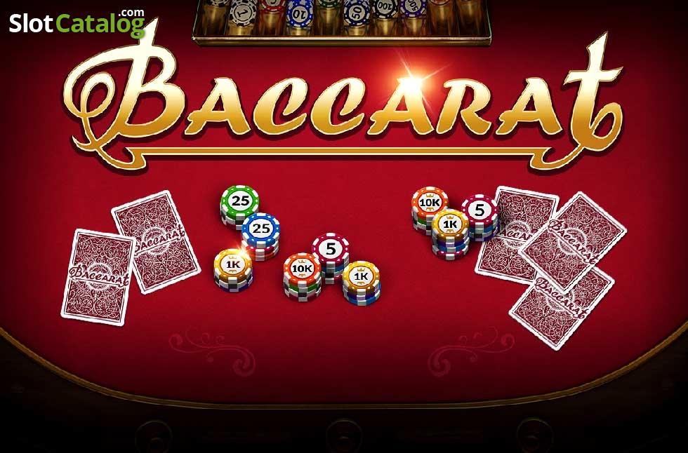 Spiele Baccarat (Evoplay) - Video Slots Online