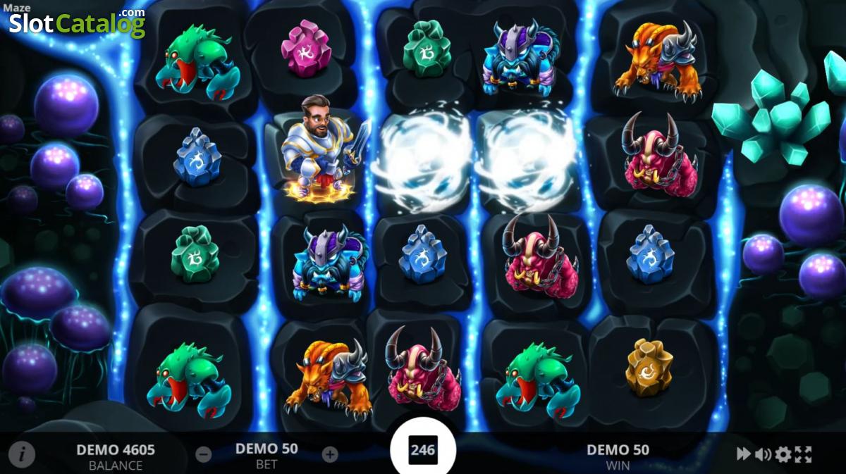 Spiele Maze - Desire For Power - Video Slots Online