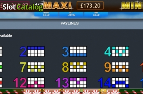Paylines. Sugar Train Jackpot (Video Slot from Eyecon)