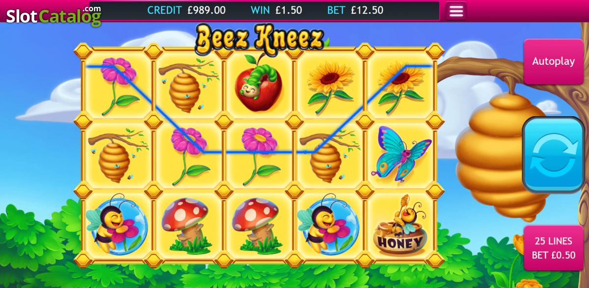 Spiele Beez Kneez - Video Slots Online