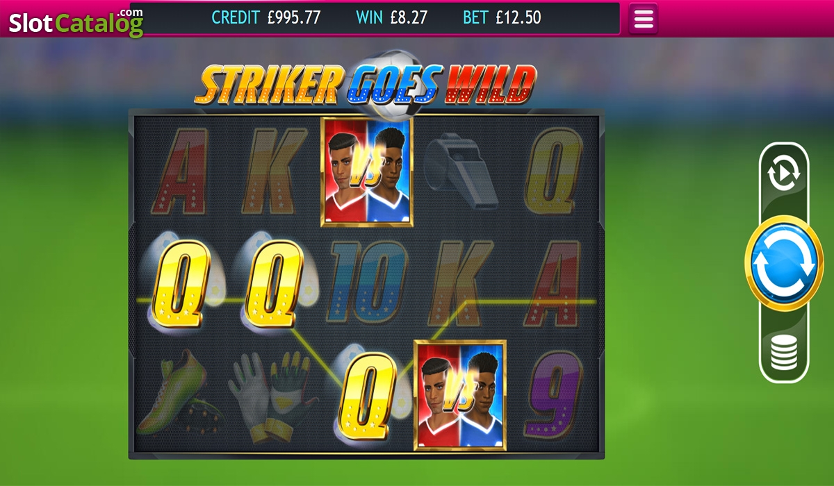 Spiele Striker Goes Wild - Video Slots Online