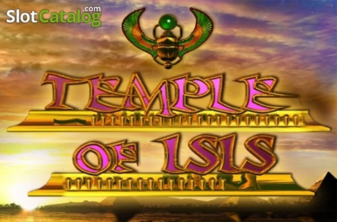 Video 1. Temple of Isis (Video Slot from Eyecon)