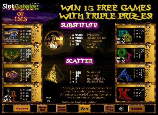 Vegas Nights speel speelautomaten online