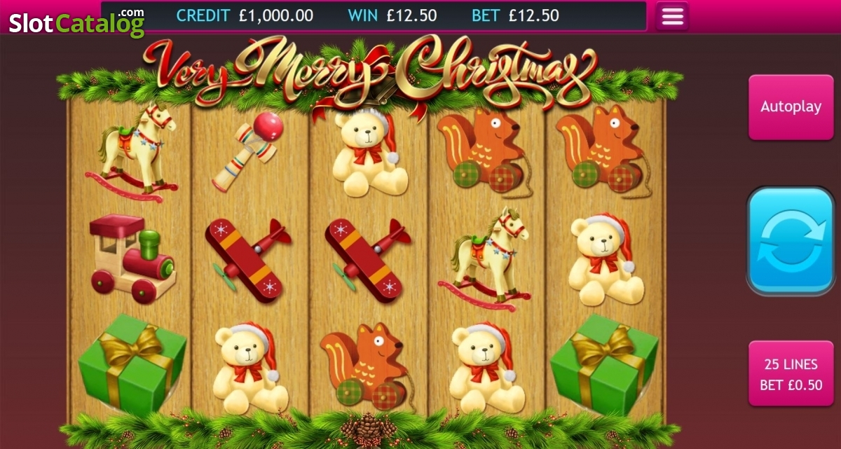Very Merry Christmas.Very Merry Christmas Slot ᐈ Claim A Bonus Or Play For Free
