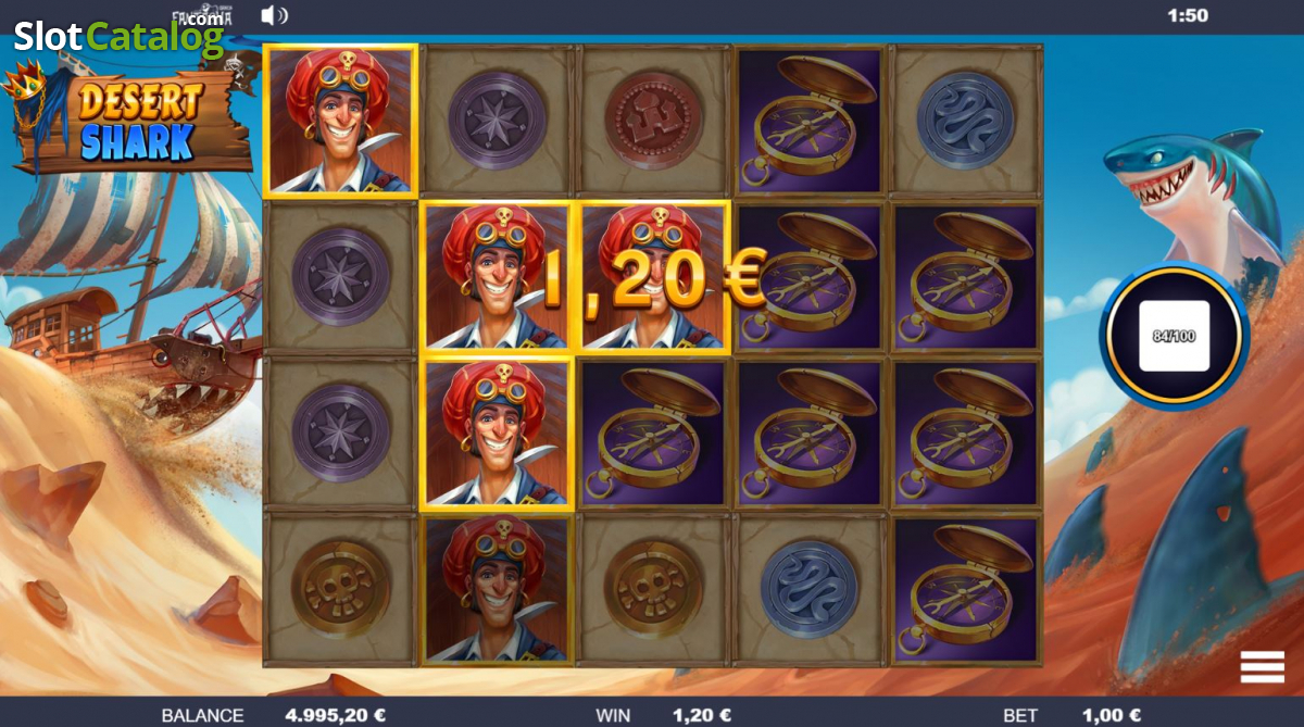 Spiele Desert Shark - Video Slots Online
