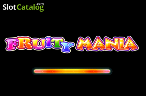skærm1. Fruity Mania (Video Slot fra Felix Gaming)