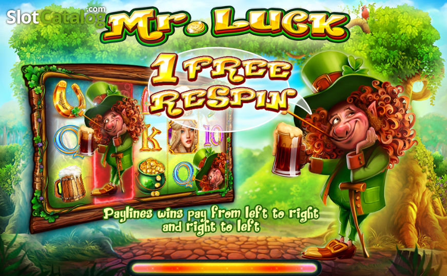 Spiele Mr. Luck - Video Slots Online