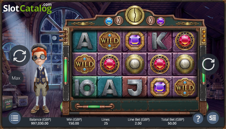 Big Time Journey Slot - Play this Foxium Casino Game Online