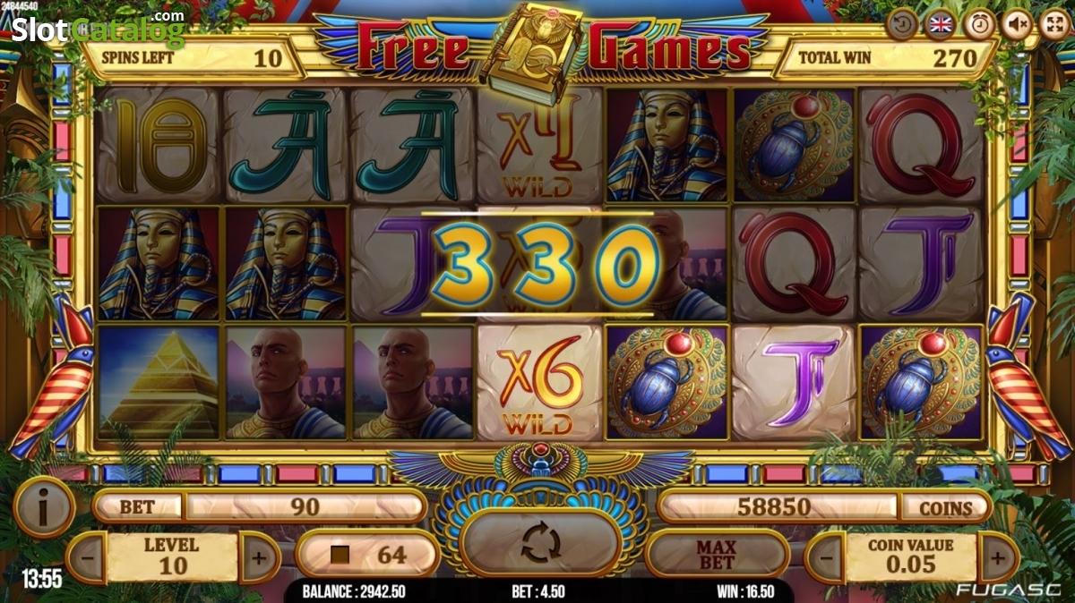 Spiele Imhotep Manuscript - Video Slots Online