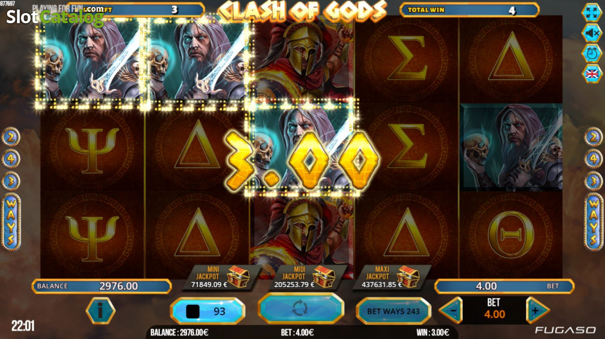 Clash Of Slots