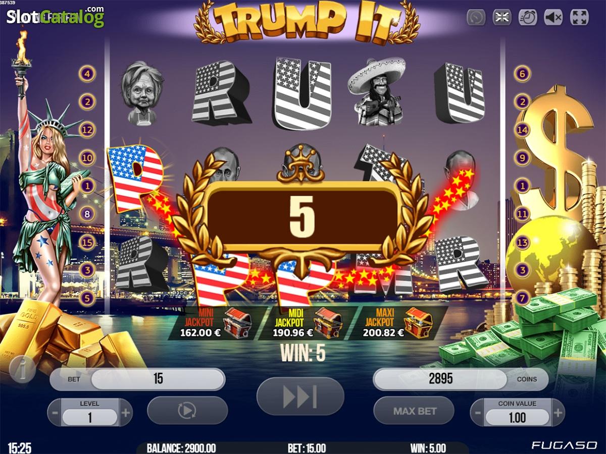 Spiele Trump It - Video Slots Online