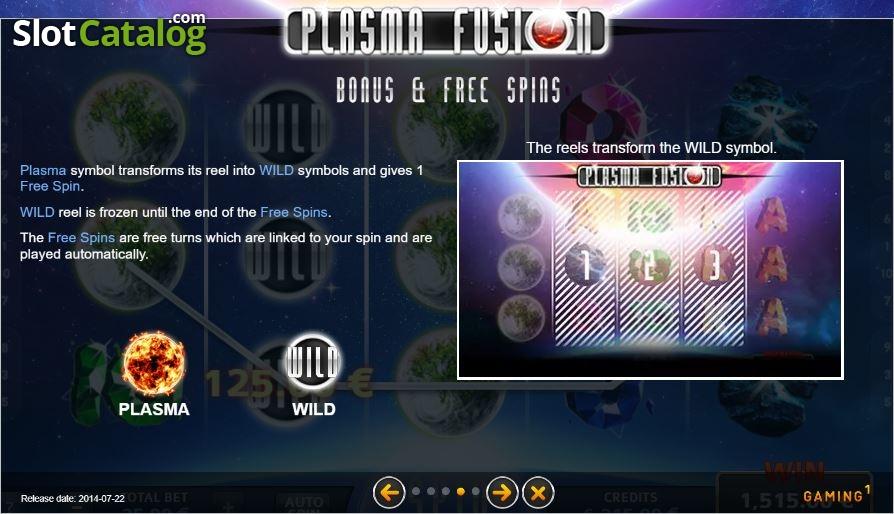 Spiele Plasma Fusion - Video Slots Online