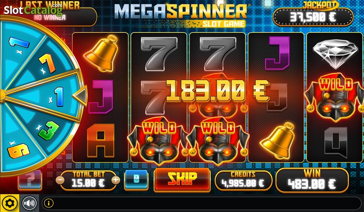 Spiele Mega Spinner - Video Slots Online