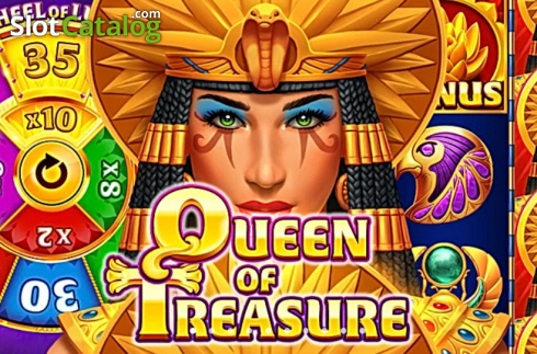 Queen of Treasure from GONG Gaming Technologies